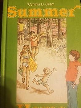 Library Binding Summer Home Book