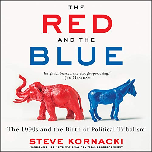 The Red and the Blue  By  cover art
