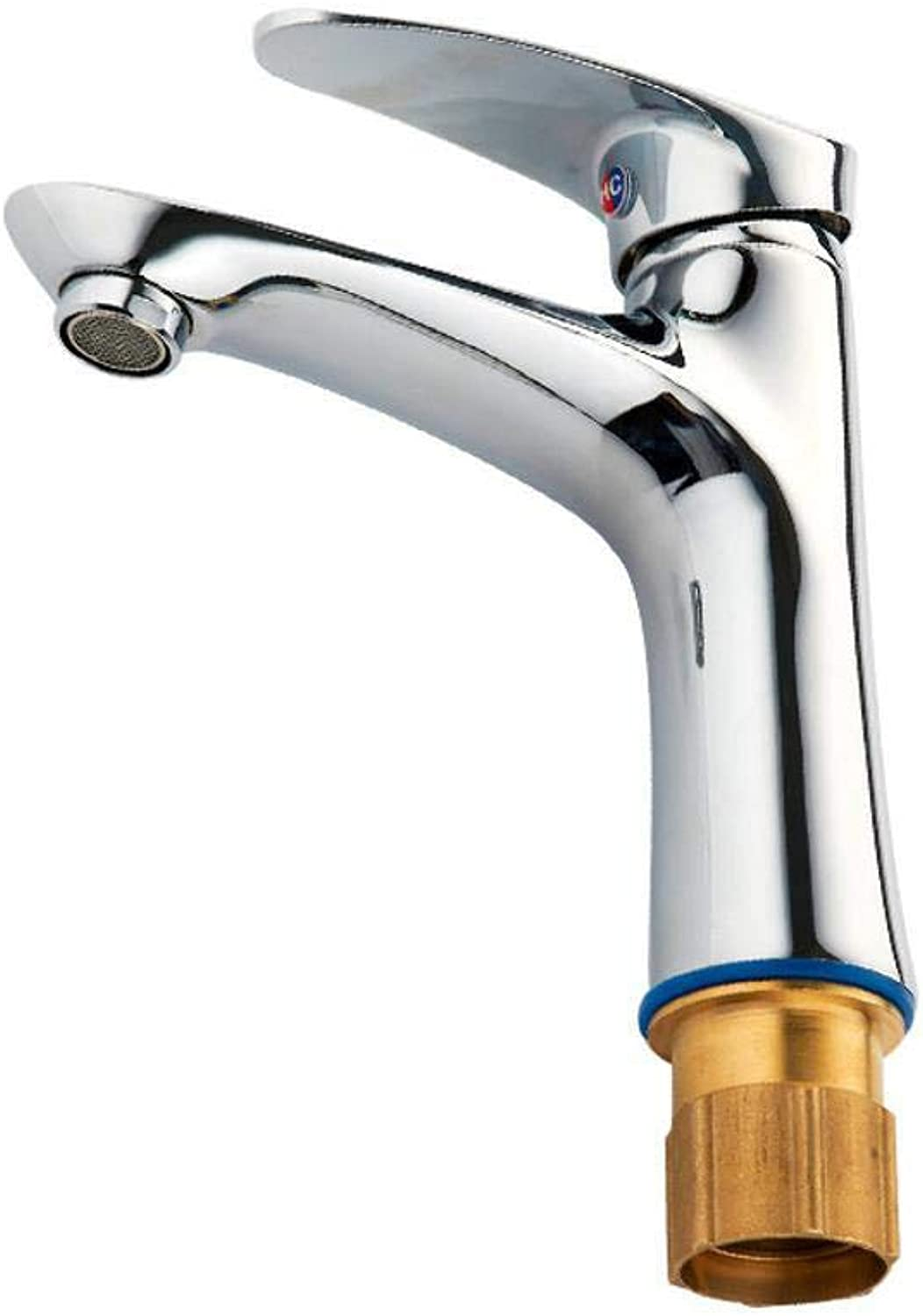 Qpw Washbasin Basin hot and Cold Faucet Heightening Faucet