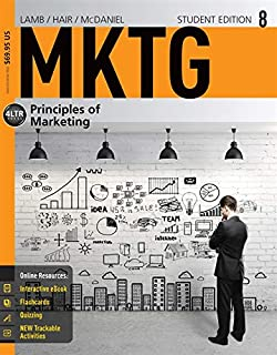 MKTG 8 (New, Engaging Titles from 4LTR Press)