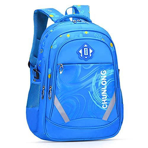 Fanspack Fanspack School Tassen voor Jongens Rugzak voor Jongens Multi-Pocket School Rugzak Jongens Rugzak Casual Daypack