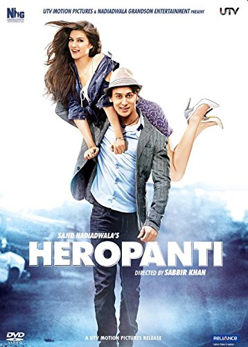 HEROPANTI [DVD] [BOLLYWOOD]