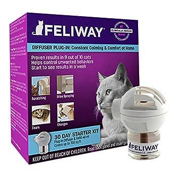 Feliway Starter Kit Diffuser and 48 ml Vial