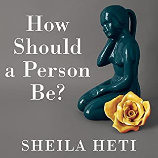 How Should a Person Be? audiobook cover art