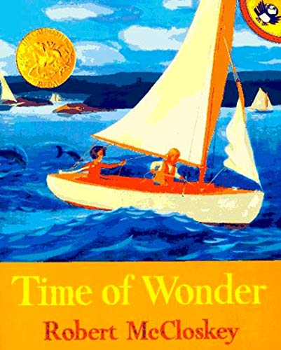 Time of Wonder (Picture Puffins)の詳細を見る
