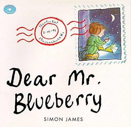 Dear Mr. Blueberry (Aladdin Picture Books) by Simon James (1996-06-01)