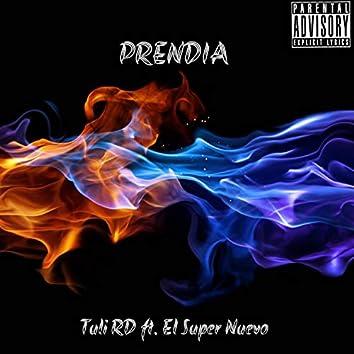 TULI RD (feat. EL SUPER NUEVO)