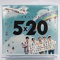 5×20 All the BEST!! 1999-2019 JAL国内線機内限定販売 [4CD]