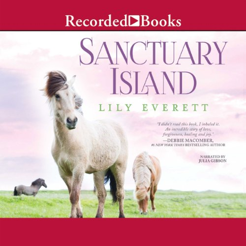 Sanctuary Island audiobook cover art