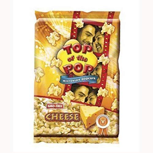 トップ オブ ザ ポップ ポップコーン チーズ味 100g TOP OF THE POP CHEESE