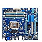 XCJ Placa Base Gaming ATX Ajuste para Fit For Gigabyte GA-Z77M-D3H Motterboard Z77 Socket Fit para Fit For LGA 1155 I3 I5 I7 DDR3 32G ATX UEFI BIOS Z77M-D3H Mainboard Placa Madre