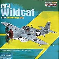 絶版 DRAGON/ドラゴンウォー バーズ1/72 F4F-4 ワイルドキャット ガダルカナル1942年