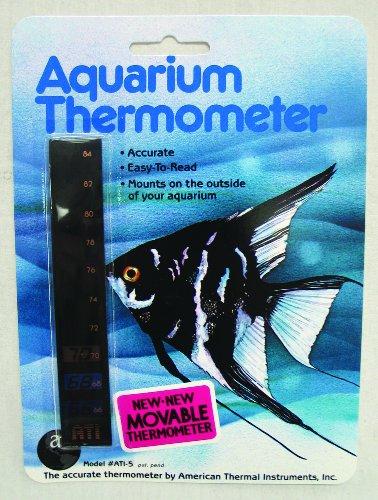 American Thermal - Aquarium Vertical Thermometer