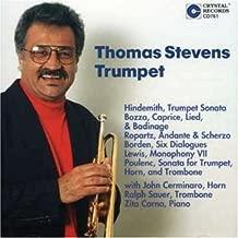 Thomas Stevens Trumpet Sonatas by Thomas Stevens (2013-05-03)