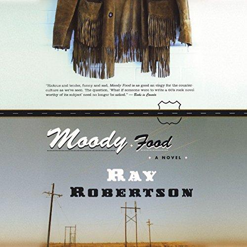 Moody Food audiobook cover art