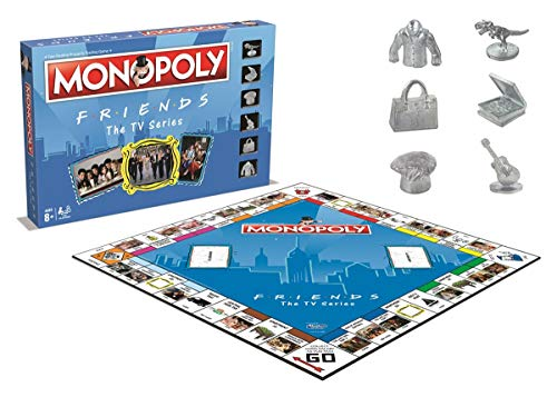 Friends Monopoly £21.50 at Amazon