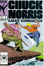 Chuck Norris and the Karate Kommandos #3 : Tabe's Story (Marvel Comics)