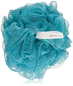Ecotools Exfoliating Ecopouf  Pack of 6  Fine Netting Pouf  Rich Lather Gentle Cleansing and Exfoliation for Smoother Softer Skin  Self Care Through Skin Care Assorted