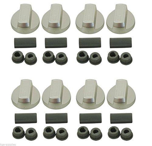 kga-supplies Proline Argent boutons de...