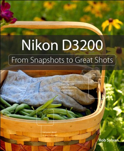 Nikon D3200: From Snapshots to Great Shots (English Edition)