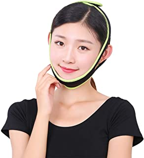 Double Chin Reducer V Face Shaper Slimming Strap Double Chin Cheek Band Neck Lift Up Bandage Anti Wrinkle Belt for Gift Mom
