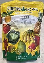 Banana Fertilizer - Fruit Fuel - 16-8-24 - Grow more - 5 lbs (1)