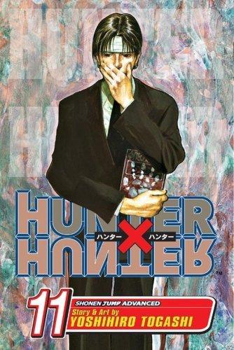 Hunter x Hunter, Vol. 11: Next Stop: Meteor City--The Junkyard of the World (English Edition)