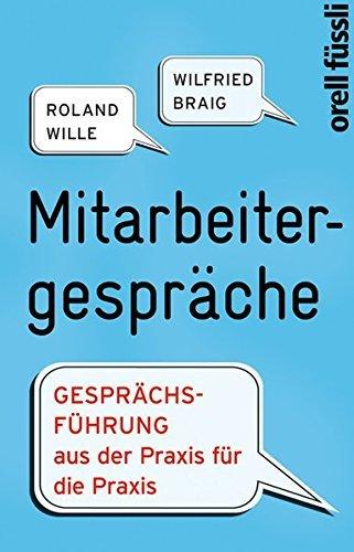 Mitarbeitergespräche by Wilfried Braig (2011-11-01)