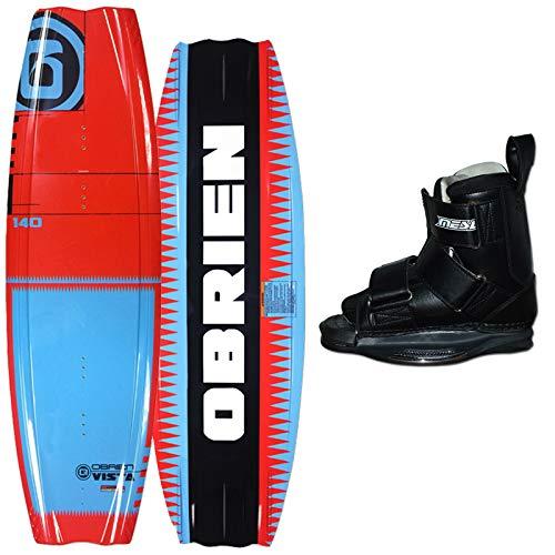 O'Brien Obrien Wakeboard Vista 140 cm - MESLE System Wake BINDUNG S/M 38-42 EU