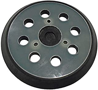 5 Inch Sander Hook and Loop Pad by PerfectCare Replaces for Makita 743081-8, 743051-7, Hitachi 324-209 RSP27 (8 Hole)