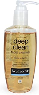 Neutrogena Facial Deep Clean Cleanser, 200ml RG