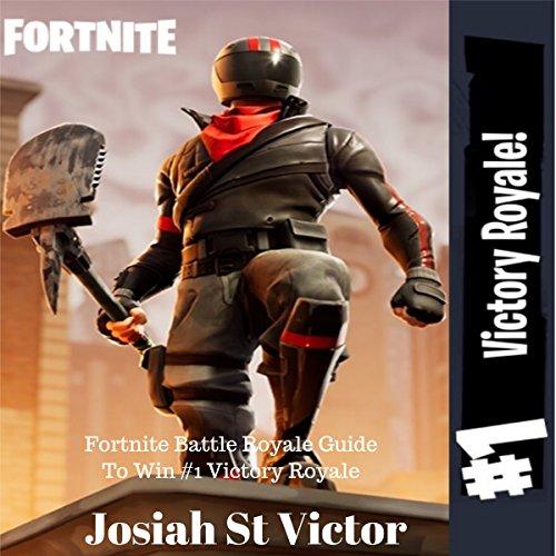 Fortnite audiobook cover art
