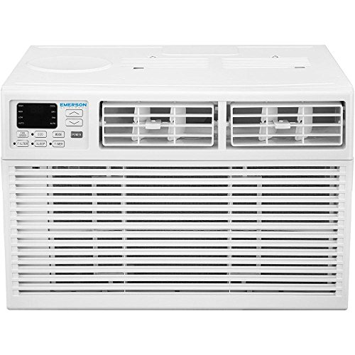 Emerson Quiet Kool 6,000 BTU 115-Volt Window Air Conditioner with Remote