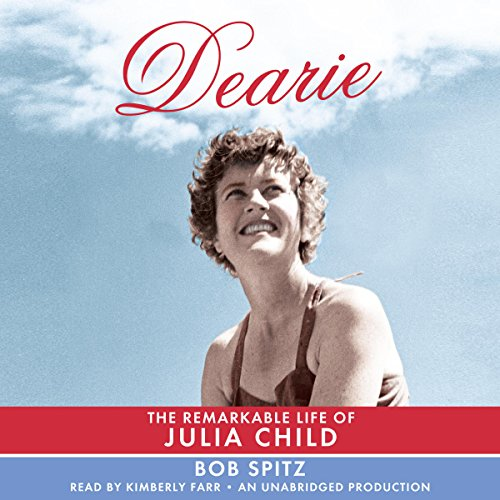 Dearie audiobook cover art