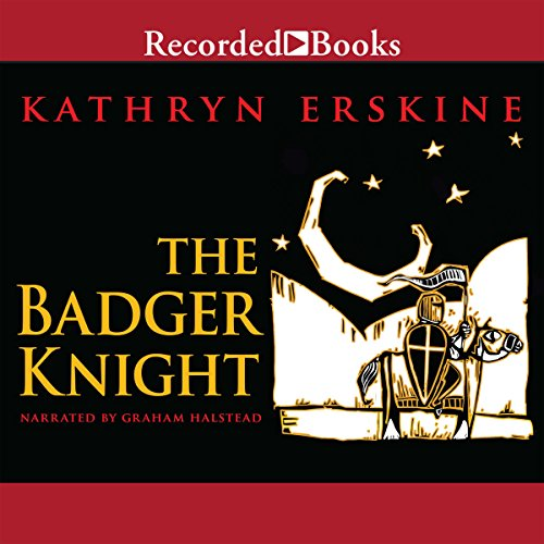 The Badger Knight audiobook cover art