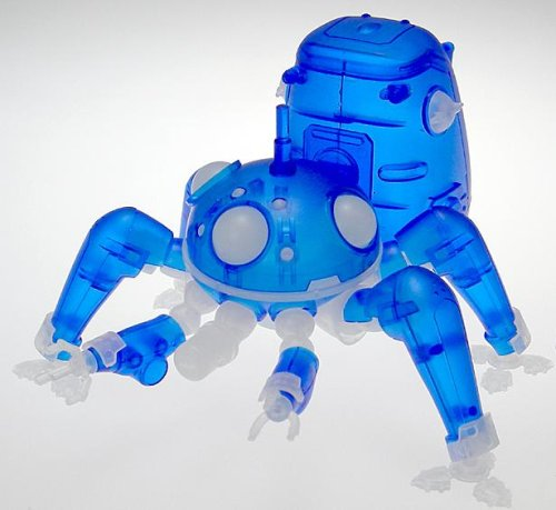 TACHIKOMA TRANSLUCENT VERSION (GHOST IN THE SHELL STAND ALONE COMPLEX 2nd GIG)
