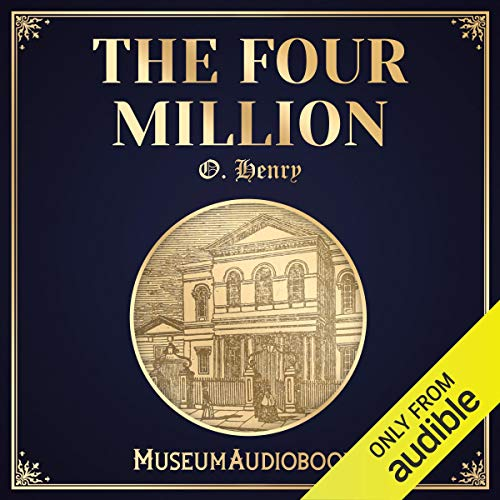 『The Four Million』のカバーアート