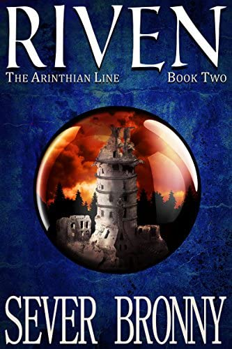 Riven The Arinthian Line Book 2 product image