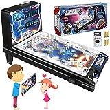 XINGG Espacio Pinball, Pinball De Rompecabezas para Niños, Juegos De Pinball Electrónicos Espaciales, Juego De Mesa Pinball De Béisbol, Máquina De Pinball Rompecabezas para Padres E Hijos
