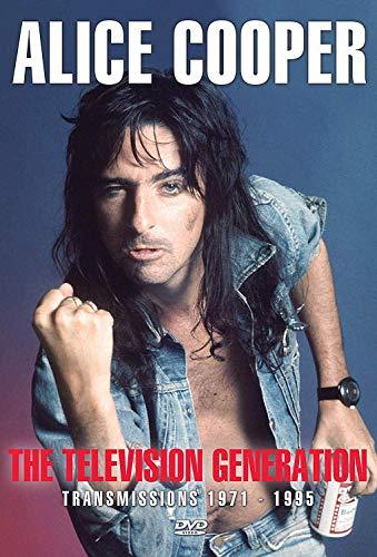 Alice Cooper - The Television Generation