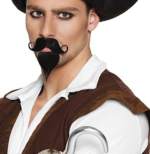 - Kostüme Schnurrbart Und Spitzbart