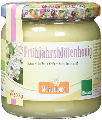 Meisterhonig Bio Frühjahrsblütenhonig, 500g