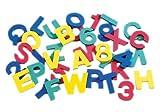 KnorrPrandell 1510500 Moosgummistempel 'Buchstaben und Ziffern', 5 cm