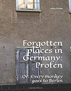 Forgotten places in Germany: Profen: Or: Every monkey goes to Berlin