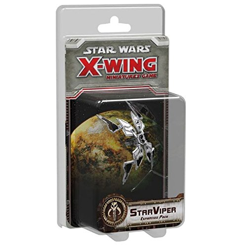 X-Wing Miniatures Game: Starviper Expansion Pack (Star Wars)