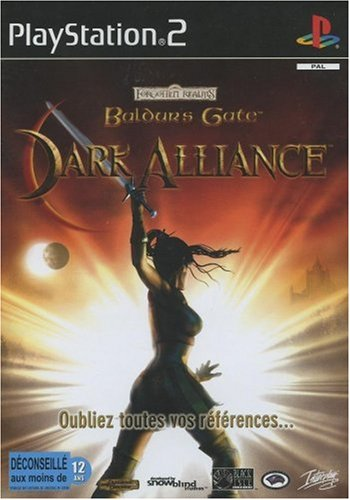 Dark Alliance Baldur's Gate