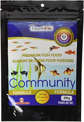 Northfin Food Community Formula 0.5Mm Pellet 250 Gram Package