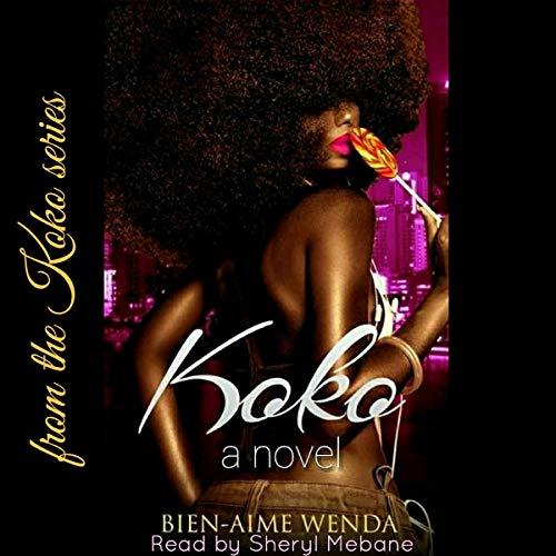 KoKo audiobook cover art