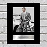 Daniel Craig Foto Display James Bond #2