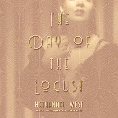 The Day of the Locust audiobook cover art